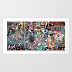 The Insider Art Print