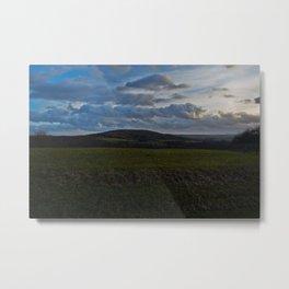 french hills Metal Print