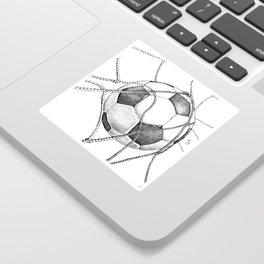 Goal! Sticker