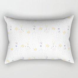 Day and Night Rectangular Pillow