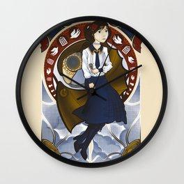 Lamb of Columbia Wall Clock