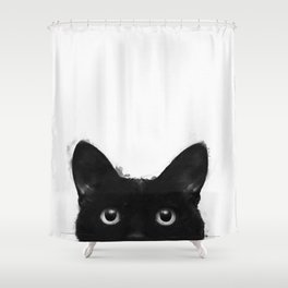Are you awake yet? Shower Curtain