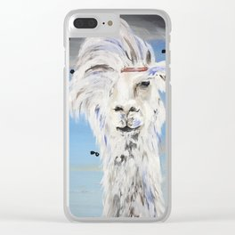 COOLFLIES Clear iPhone Case