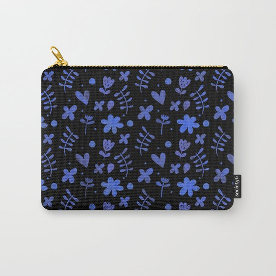 Colorful Lovely Pattern VI Carry-All Pouch
