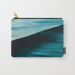 Slow Shutter On Wave Carry-All Pouch