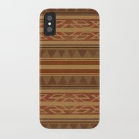 navajo iPhone & iPod Cases featuring Navajo  by Terry Fan