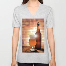 Belgian Beer Unisex V-Neck