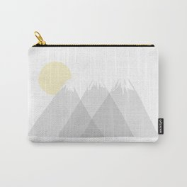 Mountainous  Carry-All Pouch