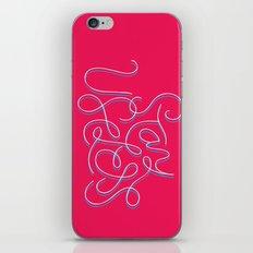 Stay Useless iPhone Skin