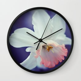 Pink Skirt Wall Clock