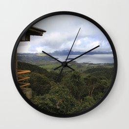 Laguna de la Cocha Wall Clock
