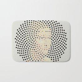 Optical Illusions - Famous Work of Art 5 Bath Mat