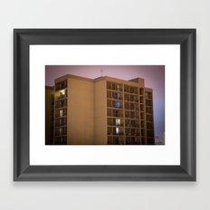 749 Nowhere Ave. Framed Art Print