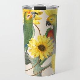 Oh My Parrot II Travel Mug