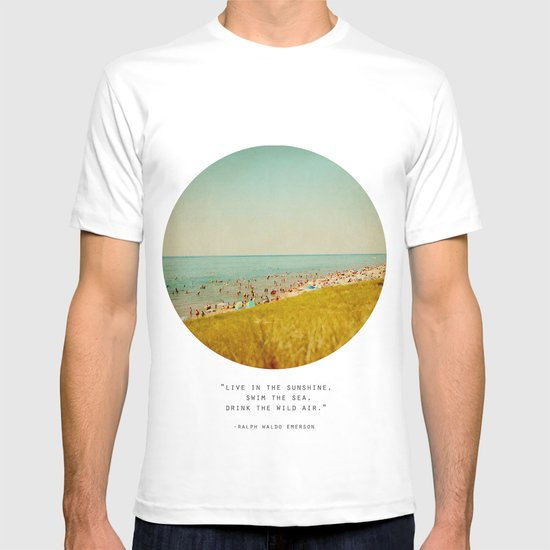 The Last Days of Summer T-shirt