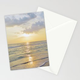 Summer Daze - Florida Sunset Stationery Cards