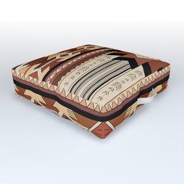 Native feather Outdoor Floor Cushion