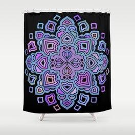 Mandala 06 Shower Curtain