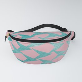 CORAL PAPER PLANES Fanny Pack