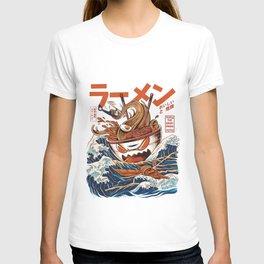 Great Ramen off Kanagawa T-shirt