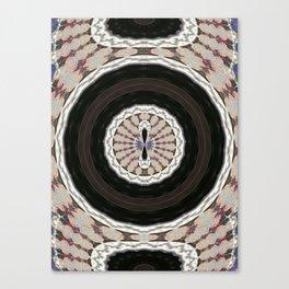 Wart Eye Pattern 4 Canvas Print