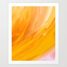Min Payton Art Print