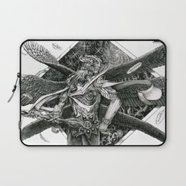 Vanquisher of Pride Arch-A-M Laptop Sleeve