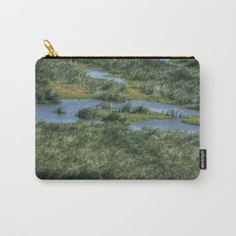 Green beautiful land Carry-All Pouch