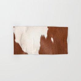 Cowhide Farmhouse Decor Hand & Bath Towel