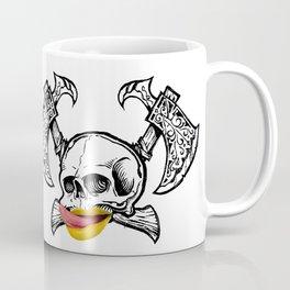 Kiss me or ... Coffee Mug