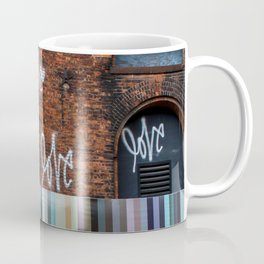 Love. Dumbo Brooklyn Coffee Mug