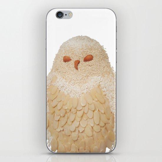 Owl Collage #4 iPhone & iPod Skin