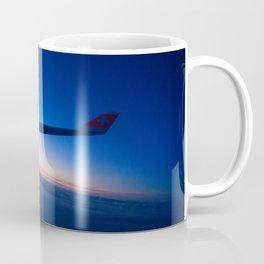 Flying Coffee Mug
