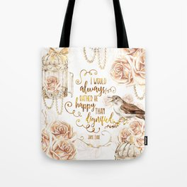 Jane Eyre - Dignified Tote Bag