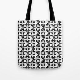 Kingdom Hearts III - Pattern - White Tote Bag