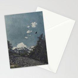 Hike a Mountain! Stationery Cards