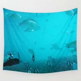Under the sea Wall Tapestry