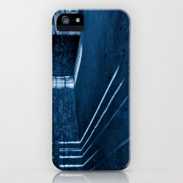Gloomy Lockhouse Basement iPhone Case