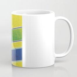 Ayrton Senna - I have no idols Coffee Mug