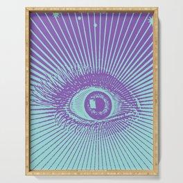 Third Eye Vision Serving Tray