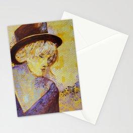 Festival Girl Stationery Cards