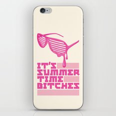 Summer Time. iPhone & iPod Skin