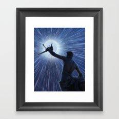Star Summoner Framed Art Print