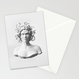 Medusa II Stationery Cards