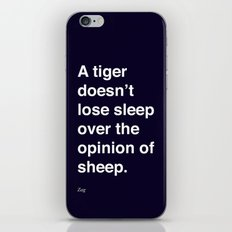 sheeple iPhone Skin