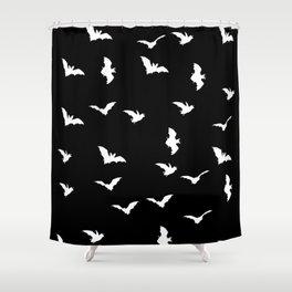 Bats! Shower Curtain