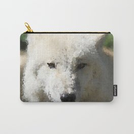 Poly Animals - Wolf Carry-All Pouch