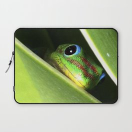 Eyes in the Grass Laptop Sleeve