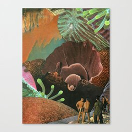 Bad trip Canvas Print