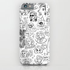 Mulder, It's Me iPhone 6s Slim Case